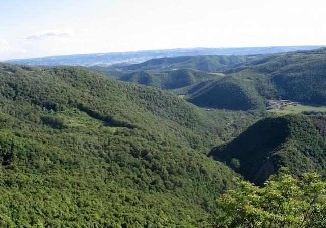 Monte Peglia per Unesco, sì del consiglio al protocollo d'intesa per il riconoscimento Mab