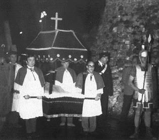 Montecchio. Venerdì 22 aprile rappresentazione della Passione di Cristo