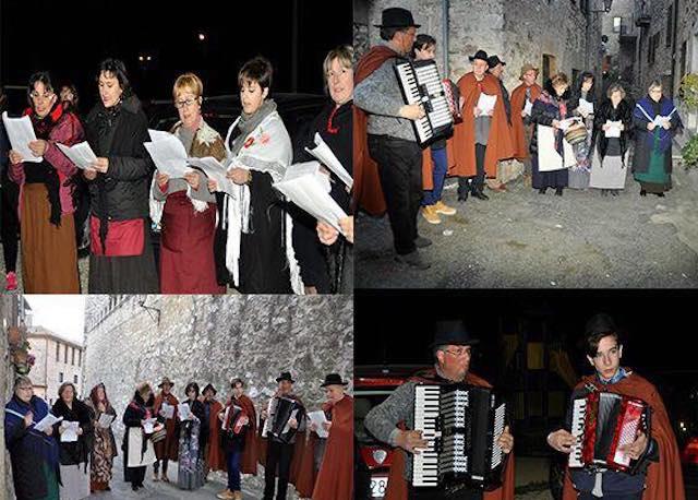 Passione itinerante e cantata per la Pro Loco Montecchio