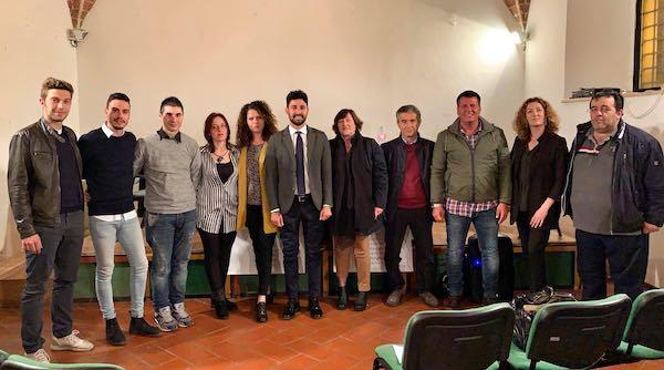 """Comizio di chiusura della campagna elettorale per """"Montecchio Oltre"""""""