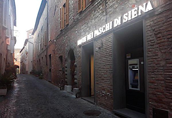 Monte dei Paschi di Siena, l'Amministrazione difende lo sportello monteleonese. Nuovo incontro