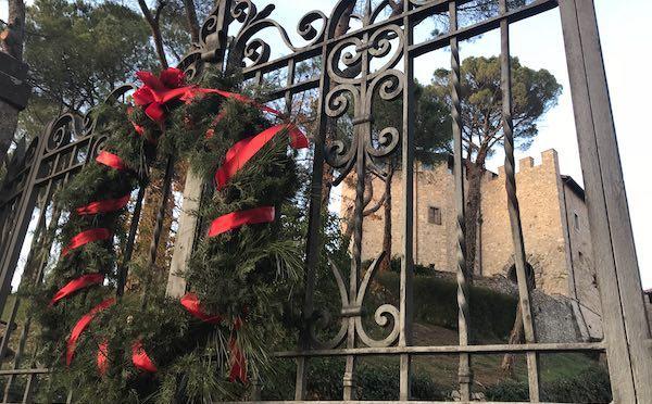 Incanto d'Inverno al Castello di Montegiove, torna il Mercatino di Natale