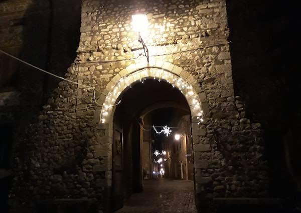 Torna a splendere la stella cometa su Monteleone d'Orvieto