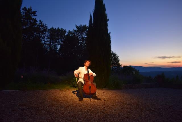 """""""The Moonlight Concerts"""". Musica e degustazioni dalla Terrazza di Montarale"""
