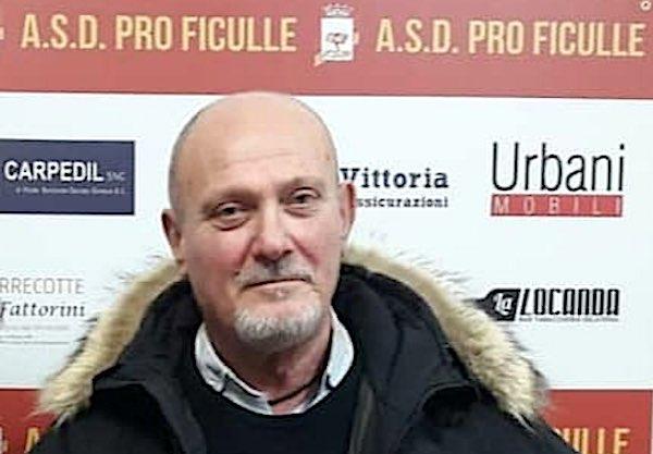 Pro Ficulle, Macchiaiolo non è più l'allenatore della prima squadra