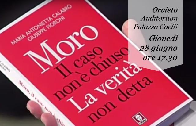 """""""Moro, il caso non è chiuso"""", a Palazzo Coelli il libro di Giuseppe Fioroni"""