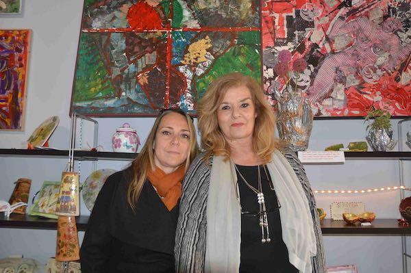 """""""I Sette Peccati Capitali"""". In mostra le opere di Sandra Inghes e M.Grazia Morsella"""