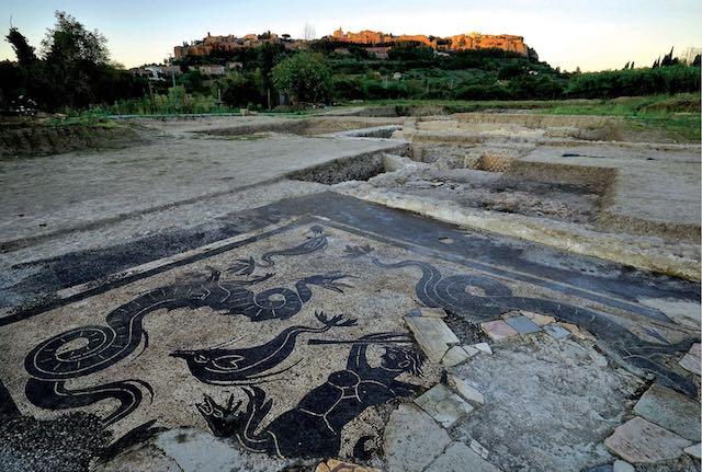 """Visite guidate al sito archeologico di """"Campo della Fiera"""""""