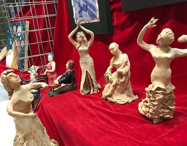 """""""Sempre più donna"""" la mostra d'arte di Castel Viscardo"""