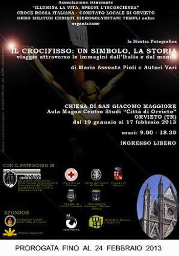 """Chiude i battenti domenica, tra migliaia di apprezzamenti, la mostra """"Il Crocifisso: un simbolo, la storia""""."""