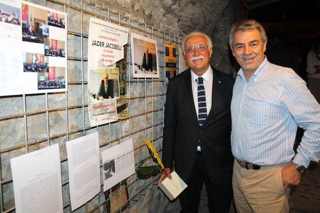 Grande successo di pubblico alla mostra fotografica dedicata a Jader Jacobelli curata da M.Assunta Pioli