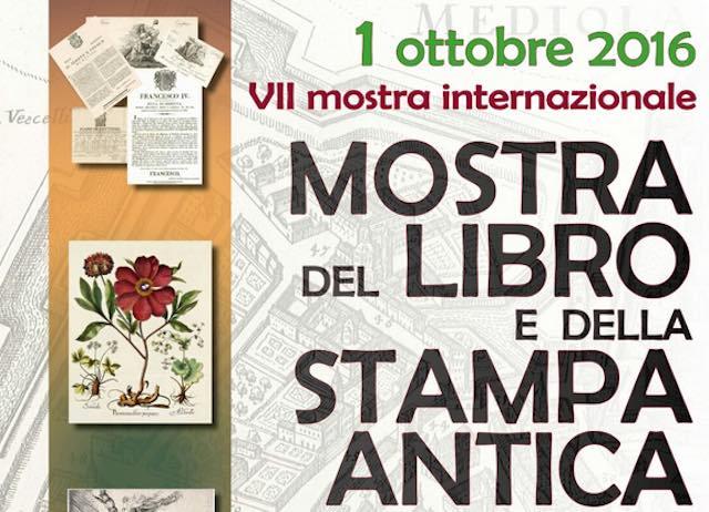 """""""Carta Antica a Milano"""", settima edizione per la mostra del libro e della stampa antica"""