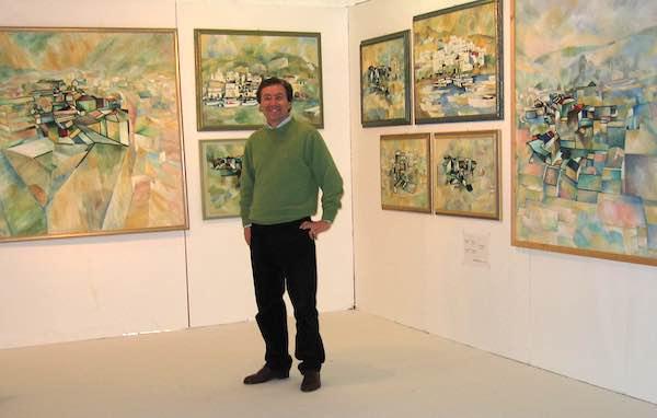 """""""Oltre la cortina"""": parte il 2 febbraio la mostra di pittura dedicata all'opera di Jan Macko"""