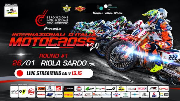 Afm nella social media room degli Internazionali di Motocross con Tony Cairoli