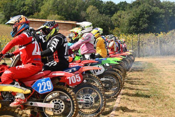 Motocross Trasimeno, riprendono gli allenamenti