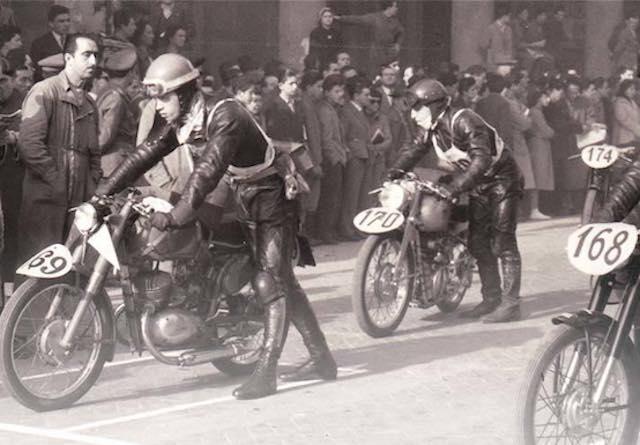 Il Motogiro d'Italia fa tappa a Giove. Attesi 130 partecipanti