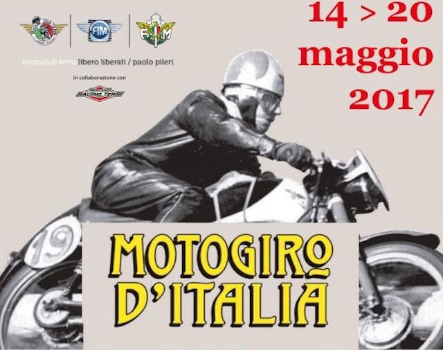 Il Motogiro d'Italia passa per la Città dei Pugnaloni