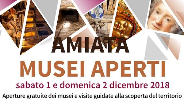 """""""Amiata Musei Aperti"""". Ingresso gratuito e visite guidate a un patrimonio di tradizioni"""