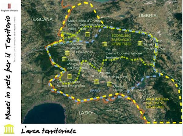 Musei in rete per il territorio, Castel Viscardo capofila del progetto