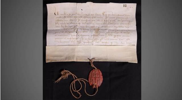 """""""Museo Vivo"""", al Palazzo Vescovile focus sugli antichi manoscritti di Matteo d'Acquasparta"""