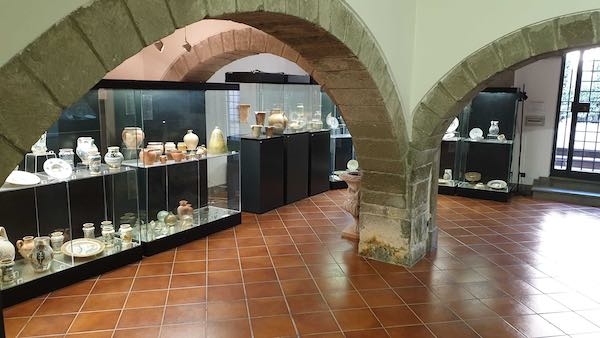 """""""A Tavola nel Medioevo"""" al Museo della Ceramica della Tuscia"""