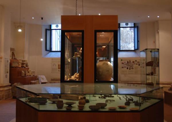 Matteo Zagarola alla guida del Museo Civico e Archeologico