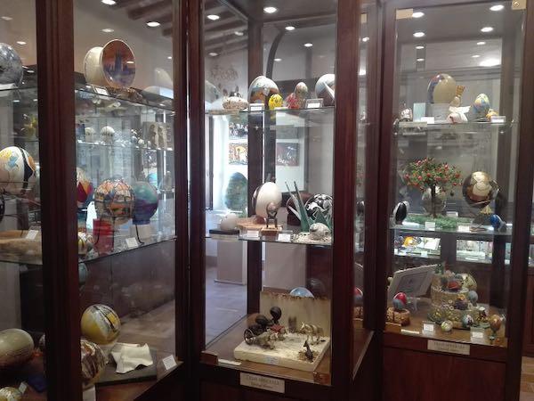 A Civitella del Lago riapre il Museo dell'Ovo Pinto. Appuntamento ad agosto per la Mostra-Concorso