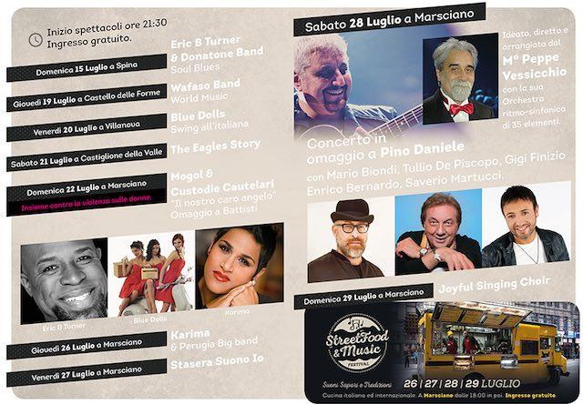"""Entra nel vivo la 16esima edizione di """"Musica per i Borghi"""""""