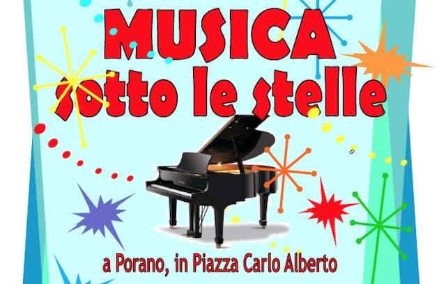 """Ancora """"Musica sotto le Stelle"""" in Piazza Carlo Alberto"""