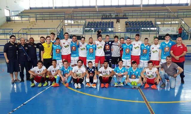 Orvieto FC Juniores Calcio a 5, non riesce l'impresa al primo turno dei play off