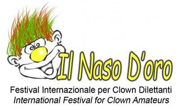 """Nell'ambito del GEF """"Il Naso D'Oro"""", Festival Internazionale per Clown dilettanti"""