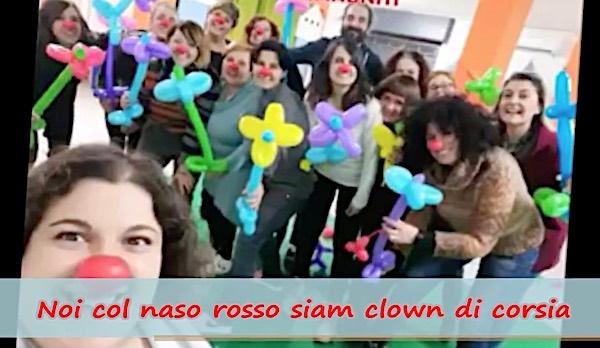 """A """"Sanremo Clown"""" c'è anche """"Il Naso Rosso"""" delle Ciufeca Girls"""