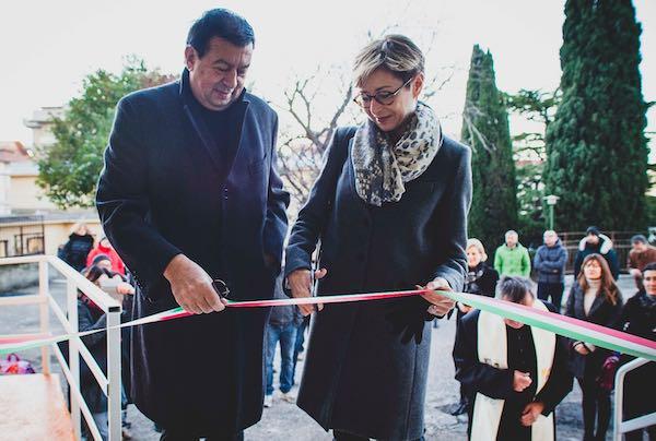 """La Scuola Elementare """"Corrado e Mario Nardi"""" torna a splendere"""