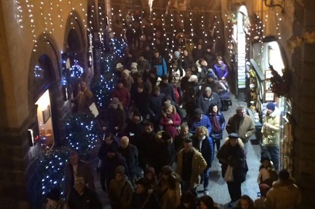 """""""A Natale regalati Orvieto"""", si intensifica la raccolta fondi"""