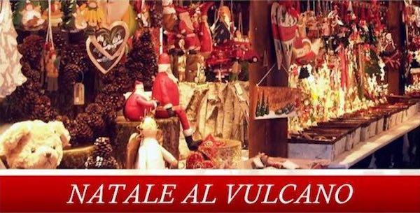 """Salta """"Natale al Vulcano"""". Rinviato al 2021 il mercatino di prodotti artigianali"""
