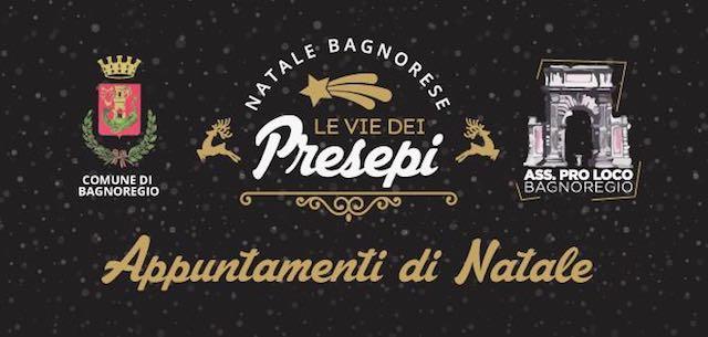 """""""Le Vie dei Presepi"""" inaugurano il Natale Bagnorese"""