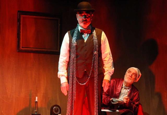 """""""Un Natale con i fantasmi"""" al Piccolo Teatro Cavour"""