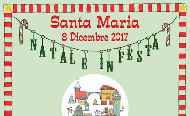 """""""Natale in festa"""". Musica e allegria per l'8 dicembre di Santa Maria"""