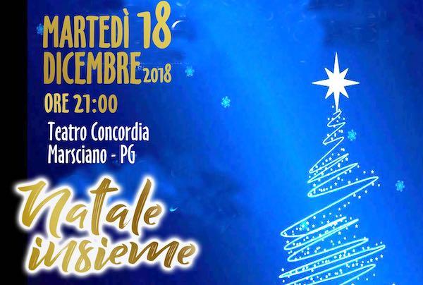 """""""Natale Insieme"""". Concerto al Teatro Concordia"""