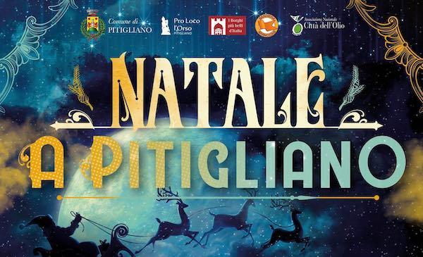 """""""Natale a Pitigliano"""" tra mercatini, concerti, laboratori e la Casa di Babbo Natale"""
