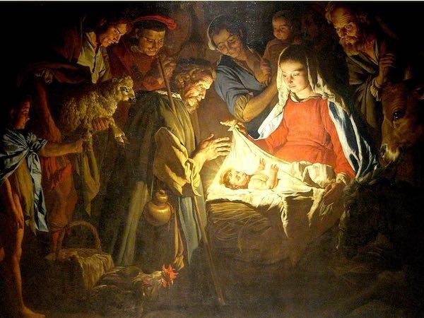 """""""Il Presepe nella Storia dell'Arte"""" al Cenacolo San Marco"""