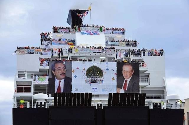 L'Iisacp salpa sulla Nave della Legalità. A Palermo per commemorare Falcone e Borsellino