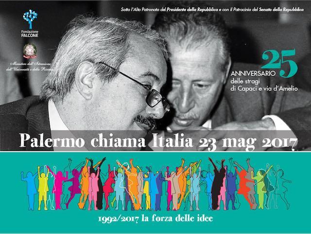 """Palermo chiama Italia...e il """"Dalla Chiesa"""" risponde: """"Presente!"""""""