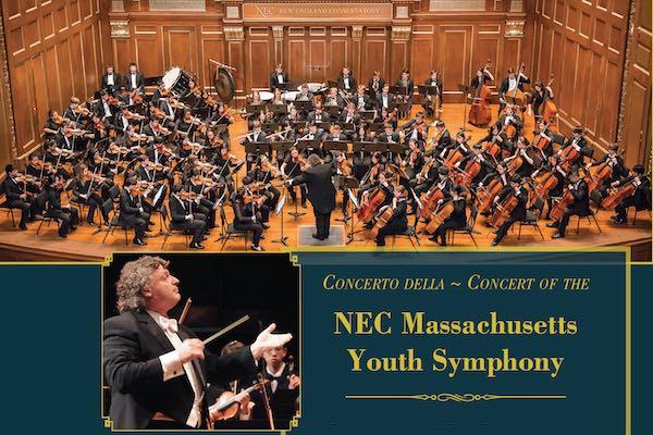 Concerto gratuito dell'Orchestra Giovanile del Conservatorio di Boston al Mancinelli