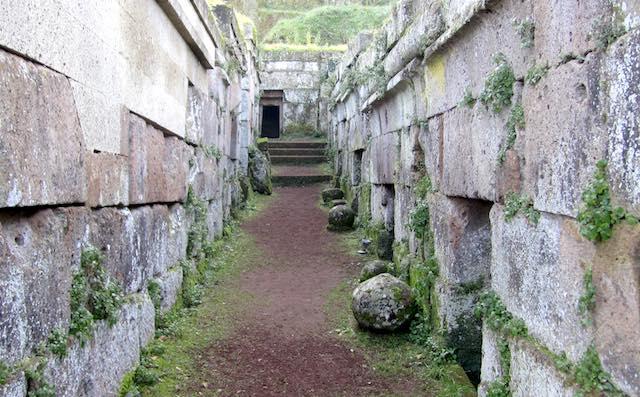 Giornata Nazionale del Paesaggio, visita alla Necropoli di Crocifisso del Tufo