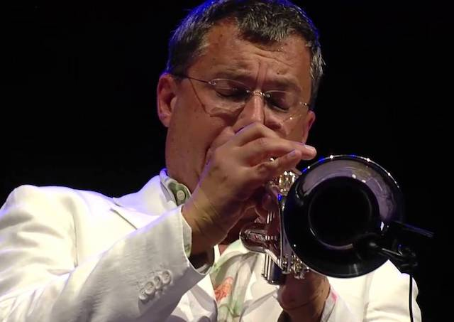 """""""Una tromba da Oscar"""", Nello Salza in concerto alla Pieve"""