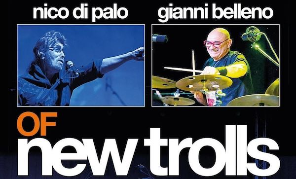 "I New Trolls chiudono ""In...Canto d'Estate 2019"""