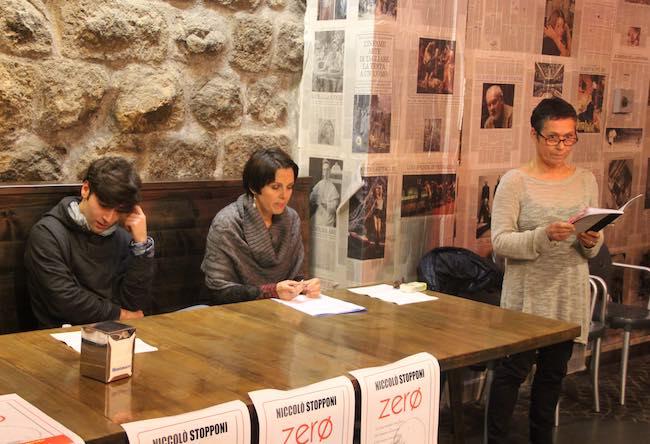 """Le poesie dall'inconscio di Niccolò Stopponi prendono doppia forma in """"Zero"""""""