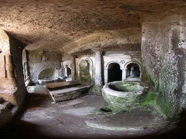 """""""Orte Sotterranea"""", riaprono il ninfeo rupestre e il porto romano di Seripola"""