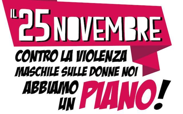 """""""Noi abbiamo un piano"""". Con il pullman a Roma, per dire no alla violenza di genere"""